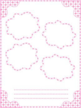 Free Printable Digital Scrapbook Pages Baby Girl Baby