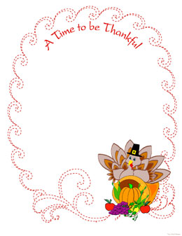 Free printable, digital, scrapbook pages,Thanksgiving Day, baby, panda ...