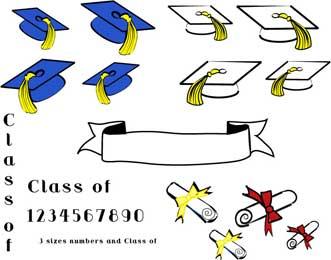 graduation day clip art download pdf download zip clip art