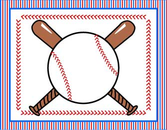 Remarkable image with baseball template printable