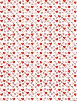 Freebie scrapbook pages red hats valentines day roseshearts valentines day heart background 1 voltagebd Images